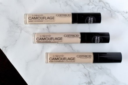 Консилер CATRICE Liquid Camouflage 020 Light Beige: фото