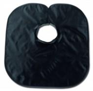 Пелерина средняя, цвет черный: фото