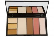 Палетка для макияжа MakeUp Revolution Protection Palette Medium Dark: фото