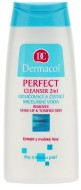 Мицеллярная вода и тоник Dermacol Perfect Cleanser 2 in 1: фото