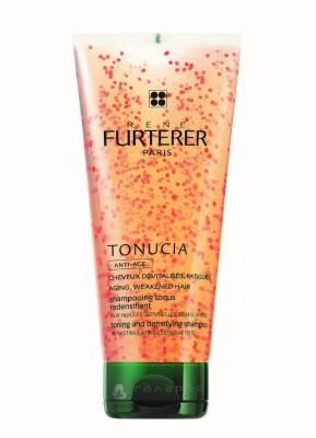 Тонизирующий шампунь с биосферами эфирных масел Rene Furterer Tonucia 200 мл: фото