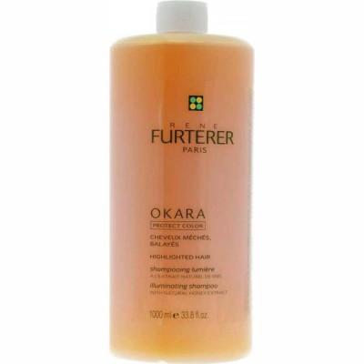 Шампунь для мелированных волос Okara Rene Furterer Salon 1000 мл: фото