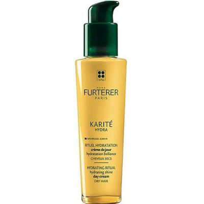 Увлажняющий лосьон для сухих волос Rene Furterer Karite Hydra 100 мл: фото