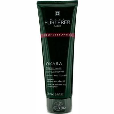 Маска восстанавливающая защитная для окрашенных волос Okara Rene Furterer Salon 250 мл: фото