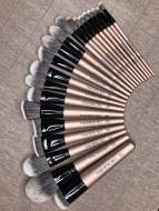 Полный набор кистей Skin Rose 21шт Makeup Secret: фото