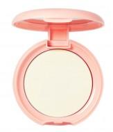 Пудра компактная с экстрактом персика SKINFOOD Peach Cotton Pore Sun Pact SPF42 №02 Pink: фото