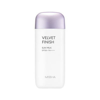 Солнцезащитное молочко '18MISSHA All Around Safe Block Velvet Finish Sun Milk SPF50+/PA++++_70ml: фото