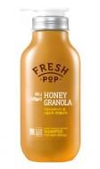 Питательный кондиционер для поврежденных волос FRESH POP Honey granola recipe conditioner 500 мл: фото