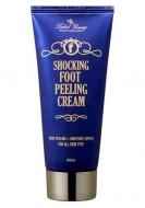 Пилинг-крем для кожи ног LABEL YOUNG Shocking Foot Peelling Cream 100мл: фото