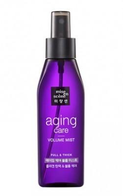 Антивозрастной мист для придания объема MISE EN SCENE Aging Care Volume Mist: фото