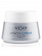 Крем против морщин и для упругости сухой кожи VICHY LIFTACTIV SUPREME 50мл: фото