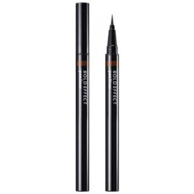 Подводка для глаз MISSHA Bold Effect Pen Liner True Brown: фото