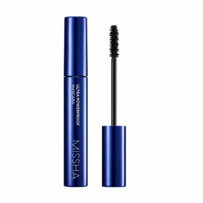 Тушь для ресниц стойкая Missha Ultra Powerproof Mascara Curl Up Volume: фото