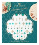 Наклейки для ногтей ЕSSENCE Аdventure awaits 3D Jewellery Nail Sticker: фото