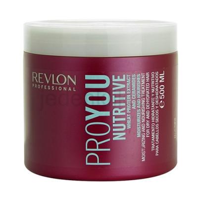 Маска увлажняющая и питательная Revlon Professional, ProYou Nutritive Treatment 500мл: фото