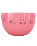 Маска с экстрактом эхинацеи OLLIN Shine Blond 300мл: фото