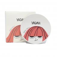 Пудра для лица компактная YADAH AIR POWDER PACT 21 NATURAL BEIGE 9гр: фото