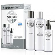Набор 3х-ступенчатая система NIOXIN System1 XXL-формат 300+300+100 мл: фото