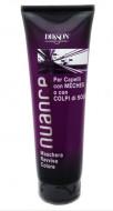 Маска для обесцвеченных волос Dikson Nuance Maschera Raviva Color for Streaked Hair or Hair with Highlights, MECHES o con COLPI 250мл: фото