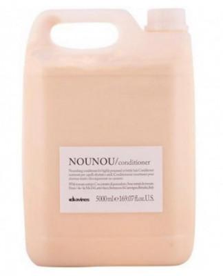 Кондиционер питательный, облегчающий расчесывание волос Davines NOUNOU conditioner 5000 мл: фото