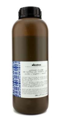 Шампунь Алхимик для натуральных и окрашенных волос Серебрянный Davines Alchemic shampoo for natural and coloured hair Silver 1000мл: фото