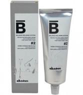 Крем для химического выпрямления жестких волос №2 Davines BALANCE RELAXING SYSTEM protective relaxing cream №2 125мл: фото
