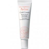 Бальзам для губ с колд-кремом Avene Cold Cream 15 г: фото