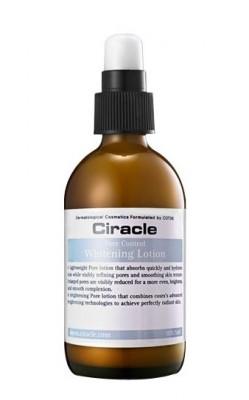 Лосьон для сужения пор осветляющий Ciracle Pore Control Whitening Lotion 105,5мл: фото