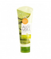 Пенка для умывания с алоэ Welcos Kwailnara Aloevera Moisture Real Cleansing Foam: фото