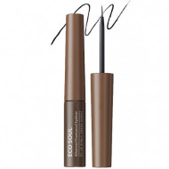 Подводка для глаз Eco Soul Advanced Powerproof Eyeliner 02 Deep Brown 5г: фото