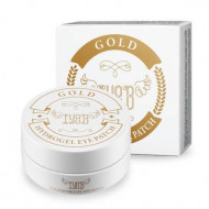 Гидрогелевые патчи с золотом IYOUB Hydrogel Eye Patch Gold: фото