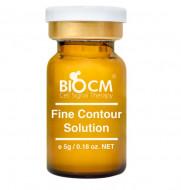 Концентрат полифункциональный для реструктурирования и лифтинга кожи Bio CM Fine Contour Solution Anti-age 5мл: фото