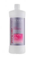 Биоактиватор софт 3% Revlon Professional Young Color Excel PEROXIDE SOFT 10 VOL 900мл: фото