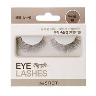 Накладные ресницы THE SAEM Eyelash Clear Line 1: фото