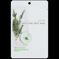 Маска для лица с экстрактом чайного дерева EUNYUL TEA TREE DAILY CARE SHEET MASK 22г: фото