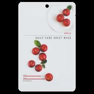 Маска для лица с экстрактом яблока EUNYUL APPLE DAILY CARE SHEET MASK 22г: фото