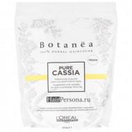 Пудра растительная окрашивающая L'Oréal Professionnel Botanea Cassia 400 г: фото