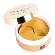 Гидрогелевые патчи с коллагеном и коллоидным золотом 3W CLINIC Collagen & Luxury Gold Hydrogel Eye & Spot Patch: фото