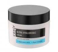 Крем увлажняющий с гиалуроновой кислотой COXIR Ultra Hyaluronic Cream 50мл: фото