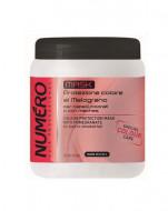 Маска с экстрактом граната для окрашенных и мелированных волос Brelil Numеro Colour Mask 1000мл: фото