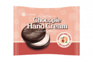 Крем для рук THE SAEM Chocopie Hand Cream Peach 35мл: фото
