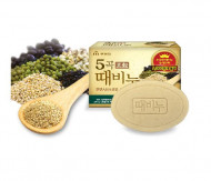 Отзывы Мыло-скраб пять злаков Mukunghwa Five Grains Scrub Soap 100г