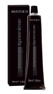 Крем-краска олигоминеральная Selective Professional OLIGO MINERAL CREAM 8.00 Р светлый блондин плюс 100мл: фото