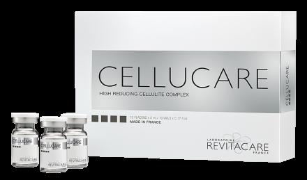 Лосьон для тела антицеллюлитный REVITACARE CelluCare 5мл*10: фото