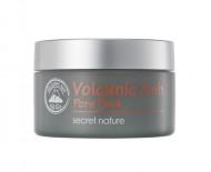Маска для лица с вулканическим пеплом Secret Nature Volcanic Ash Pore Pack 100 г: фото