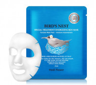 Маска увлажняющая с экстрактом ласточкиного гнезда MediFlower Special Treatment Energizing Mask Pack Bird's Nest 25 мл: фото
