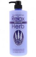 Шампунь расслабляющий с маслом лаванды JunLove New Relax Herb Shampoo 1000 мл: фото