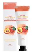 Крем для рук с персиком PEKAH Petit L'Odeur Hand Cream Peach 30 мл: фото
