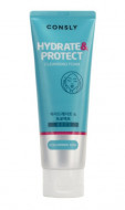 Пенка для умывания увлажняющая с гиалуроновой кислотой CONSLY Hyaluronic Acid Cleansing Foam Hydrate and Protect 120мл: фото