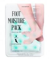 Маска для ног увлажняющая мятная Kocostar Foot Moisture Pack Mint 16 мл: фото